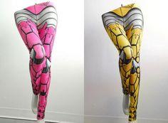 Armor Leggings for a badass look!