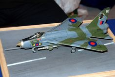 1/32 scale Lightning F.6, Cosford Model Show 2014. i like this www.airfixmodels.co.uk