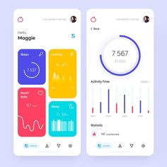 UI Designed to Inspire в Instagram: «UI designed by…» Web Design, Graphic Design, Branding, Ui Design Inspiration, App Ui, Mobile App, Charts, Brick, Menu