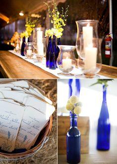 Sunflower Farm Wedding From Salt Harbor Designs & Millie Holloman Photography