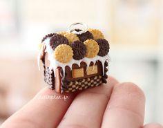 Miniature | by PetitPlat - Stephanie Kilgast http://petitplatbysk.blogspot.com/