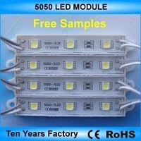Good price 12V 3 chips waterproof smd led module 5050