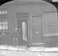 Entrance to Court No. My Family History, My Town, Sheffield, Yorkshire, Old Photos, Entrance, Past, Old Things, England