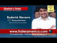 """Roderick Navarro: """"En 2014 pusimos en jaque a toda la clase política"""". 1..."""