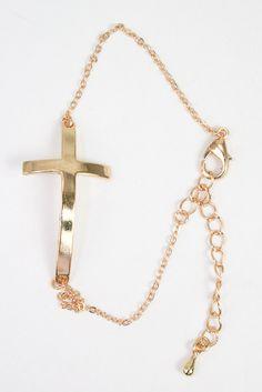 Taking Up My Cross Bracelet