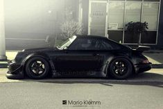 Any love for this RWB Porsche ? - Imgur