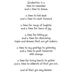 It Takes Two Graduation Poem Sticker | Shop Hobby Lobby