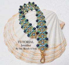 Beading Tutorial PatternBeading InstructionsSeed от mybeads4you