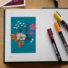 Posca Marker, Marker Art, Painting Inspiration, Art Inspo, Posca Art, Paint Markers, Paint Pens, Art Anime, Guache