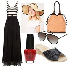 Create your own outfit at ASOS - Day at the Beach... like the dress more.