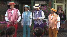 Dapper Dans Perform Boy Band Hits at Disney Parks for 'Limited Time Magic' - My Take On Disney
