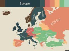 European Cost of Living Comparison