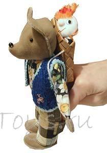 Шагающие куклы Маша и Медведь (004.11)