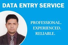 Are you looking for Data Entry Services Data Scraping Web Research E-commerce  Product Listing Services Wordpress Product Listing Business Database  Email Collection for Marketing CRM Data Entry OCR Data Entry Real  Estate Data Entry Research company contact details & Company employee contact details Data Entry into any software application? If you need my service please contact me. This is my Fiverr gig. fiverr.com/share/3Z0lB