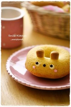 Cute Kawaii Donut