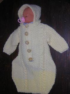 Patron tricot nid d ange b b gratuit for kids - Patron nid d ange bebe gratuit ...