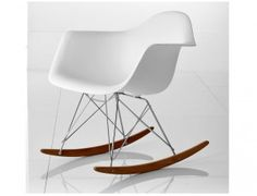 Eames RAR Perfectionism in design Shared Rooms, Metal Chairs, Rocking Chair, Eames, Bassinet, Sweet Home, Architecture, House, Furniture