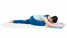 Do these stretches right before bed to fall asleep faster and sleep better.