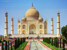 Taj Mahal | by HUS0