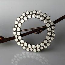 Brosje i sterling sølv, med emalje. Vintage Outfits, Vintage Clothing, Scandinavian Design, Enamel, Jewelry Design, Retro, Diamond, Norway, Brooches