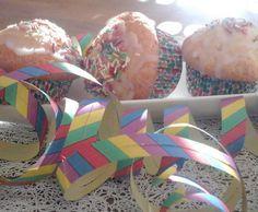 Rezept Fanta Muffins, ratz fatz von Rischi - Rezept der Kategorie Backen süß