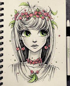 Рисунки карандашом для срисовки очень красивые - лучшая подборка 13