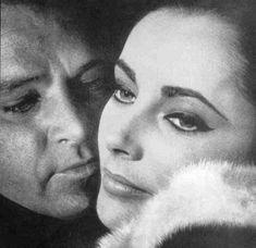 Elizabeth Taylor + Richard Burton