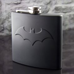Batman Hip Flask $19.99