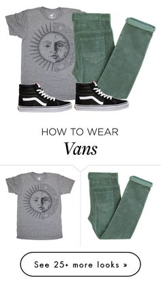 """Untitled #1996"" by dreakagotswagg on Polyvore featuring Laurence Doligé and Vans"