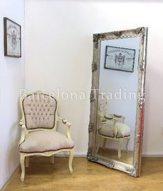 Large Silver Vintage Antique Style Shabby Chic Leaner / Wall Mirror, http://www.amazon.co.uk/dp/B009WNB7ZS/ref=cm_sw_r_pi_awdl_5BaCtb0J00Q8G