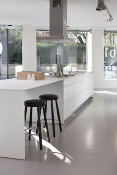 Merveilleux Bulthaup   B3 Keuken   Impressies   Showroom Van Het Van Damme Team In Sint