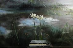 Claire Basler - www. Claire Basler, Nature Sauvage, Soothing Colors, Sculpture, French Artists, Illustrations, Landscape Art, Art Oil, Love Art