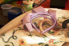 Dettaglio sul cerchietto - Headband #bridal #headband