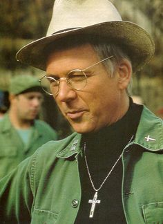 Father Mulcahy one of the greatest secondary characters ever written