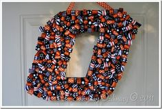 I HAVE to make this ASAP!  Go Pokes!  -Oklahoma State-