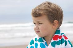 Another cute toddler boy haircut -- [dandee]: Lincoln City, Oregon.