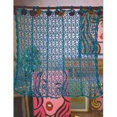Curtain Call Crochet Pattern