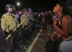 13 powerful photos show the Alfred Olango police shooting protests happening in El Cajon