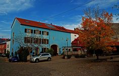 Noch letzte Woche konnten wir, ... Farben sehen, so wie hier - in Perl-Sehndorf. :-)
