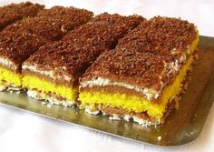 Something Sweet, Cake Cookies, Tiramisu, Cookie Recipes, Good Food, Food And Drink, Sweets, Cooking, Ethnic Recipes