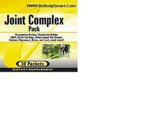 Joint Complex Pack Packet 30       www.BeBodySmart.com