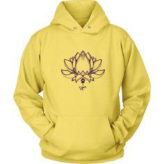 Ladies Paw Lotus 2016 Hoodie