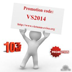 Save 10%  to get Vietnam Visa On Arrival