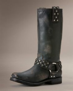 Heath Disc Harness - View All Women's Boots - Western Boots, Riding Boots & More - The Frye Company - The Frye Company