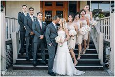 Wedding: Justin & Sarah // San Diego Yacht Club, San Diego, CA » Analisa Joy Photography // Bridal Party