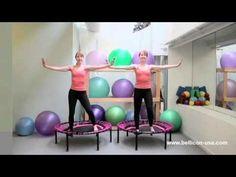 Videos: Übungen und Trainings auf dem bellicon® Trampolin