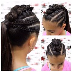 Iniciamos semana con lo que se viene en nuestro vídeo de la semana #braids #braidstyle #hair #hairstyle #ilovebraids #braidsforgirls #instagood #girly #instabraid #braidpage #instahair #cute #trenzas #hairstyles #braidlife #gorgeous #daughter #braidideas #happy #love #hairoftheday #hudabeauty #photooftheday #brisbane