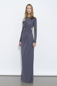 J. Mendel Pre-Fall 2012 Look. #Fashion