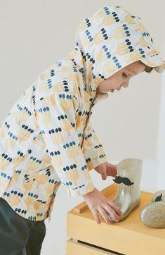 Jessica Nielsen - surface pattern design / Prints for minkmui kids wear (image courtesy of minkmui) Baby Girl Fashion, Kids Fashion, Branding, Poster S, Surface Pattern Design, Kids Wear, Pattern Fashion, Printing On Fabric, Illustration