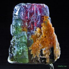 The World's Best Photos of crystal and tourmaline
